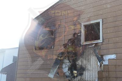 Wyandanch Fire Co. Signal 13 61 S.22nd St. 5/12/16