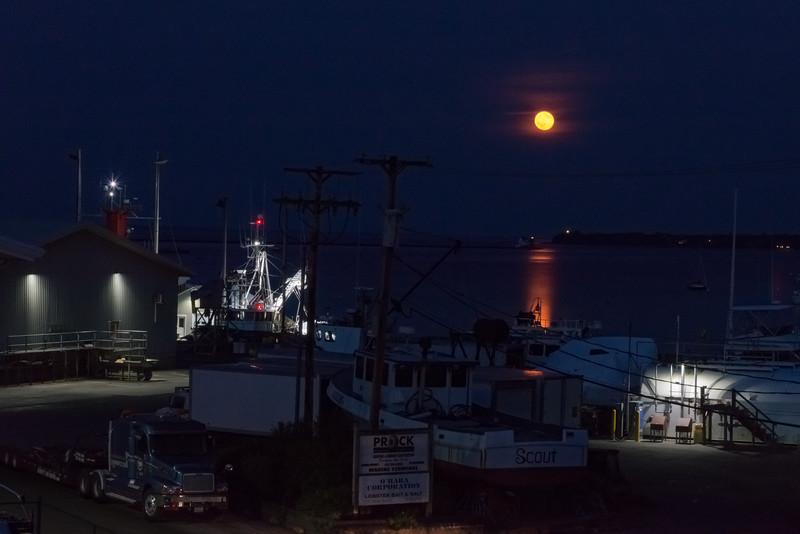 Harbor, Rockland, ME