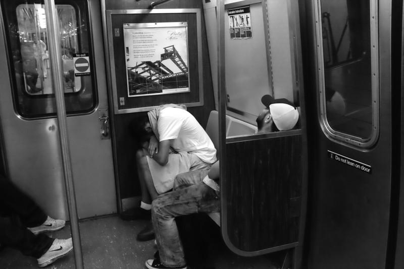 Street Scenes: NYC