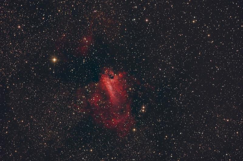 M17, Swan Nebula