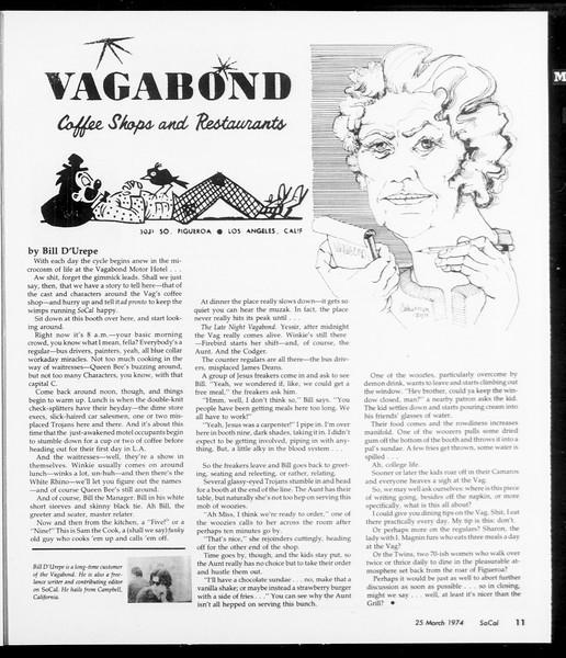 SoCal, Vol. 66, No. 97, March 25, 1974