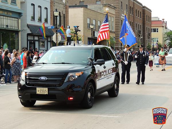 2015 Parades