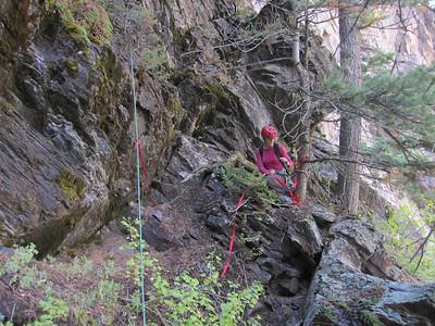 Bear Creek Canyoneering, Ouray CO - 9/13/2012