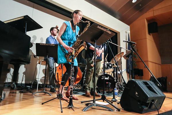 Janelle Reichman Quintet