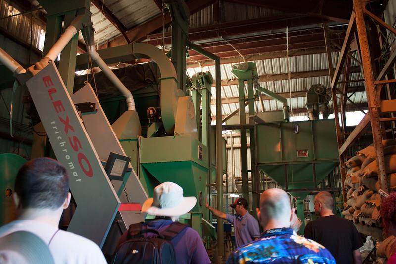Coffee Processing Machinery