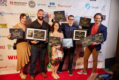 LA 48 Hour Film Project Awards