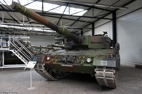 Deutsches Panzermuseum Munster - Part 1