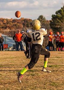 Kyle Boldus Football 2013