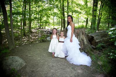 Alisha Pre-Wedding Bridal Portraits
