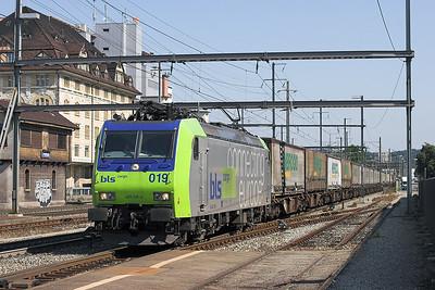BLS Bern–Lötschberg–Simplon