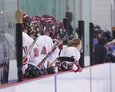 University of Massachusetts Women's ACHA Ice Hockey 2007-2008