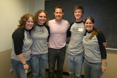 2007 OUAB Presents Jeff Corwin