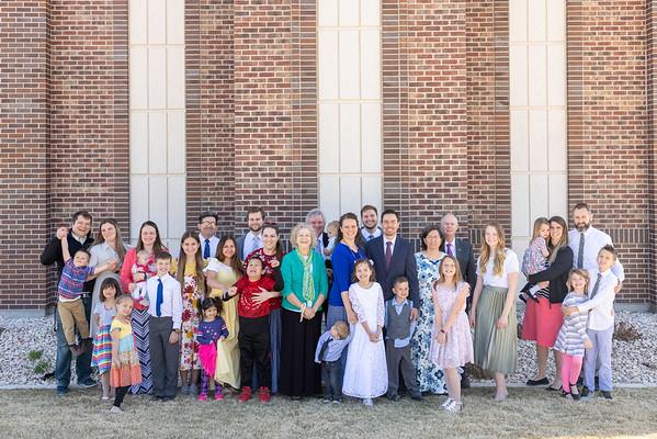 Andalyn Baptism