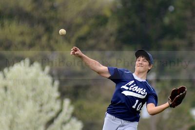 LCCS JH Baseball v MC 4.19.13