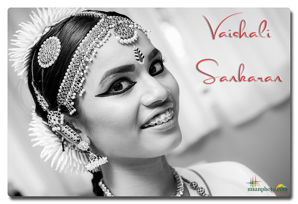 Vaishali's Classical Solo Performance - Highlights 2019