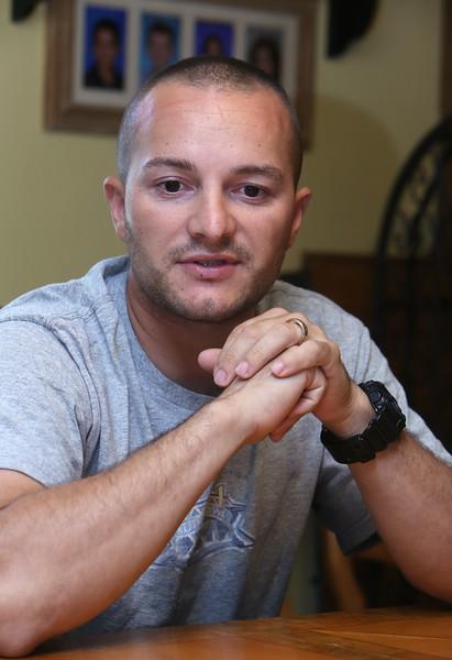 Billerica soldier return from Kuwait