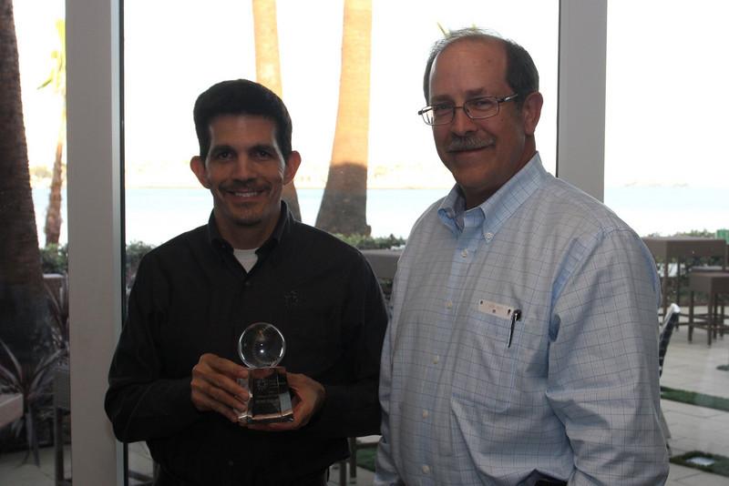 2009 Home Run Award Winner - Steve