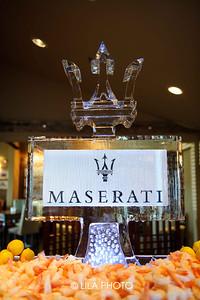 Maserati Draw Party