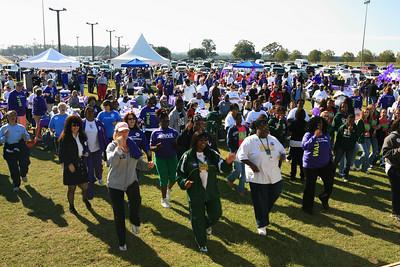 Alzheimer's Association Memory Walk 11/09