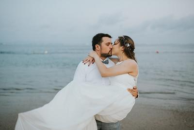Intimate wedding of Alisa&Dmitrij