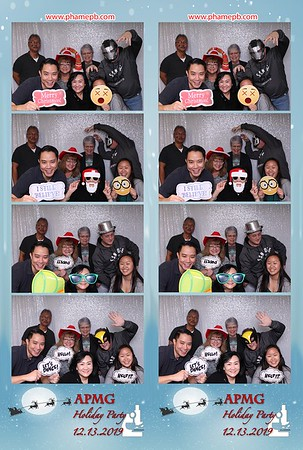 APMG Holiday Party 2019