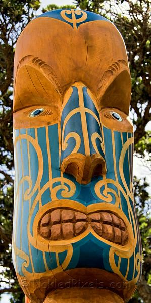 Taikehu - Paramount Chief and a key ancestor for the Ngai Tai people.