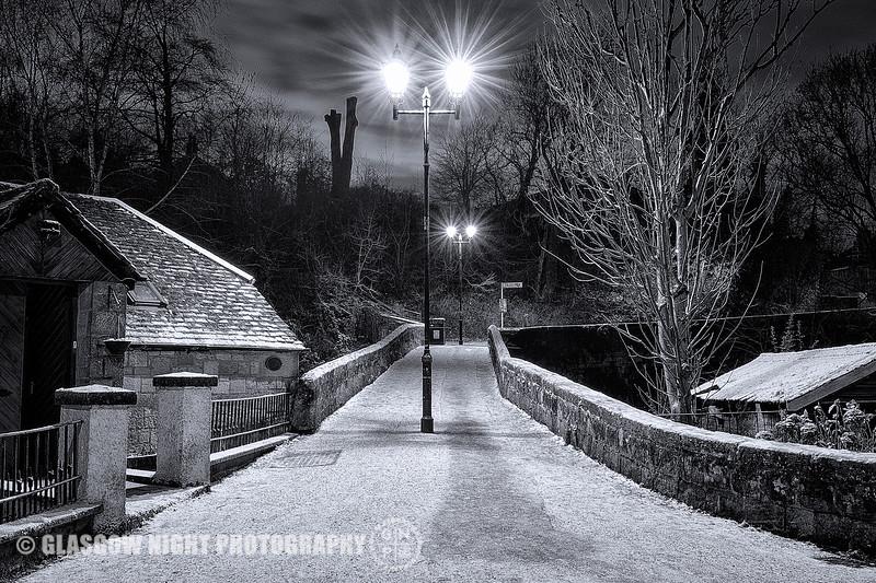 Snuff Mill Bridge