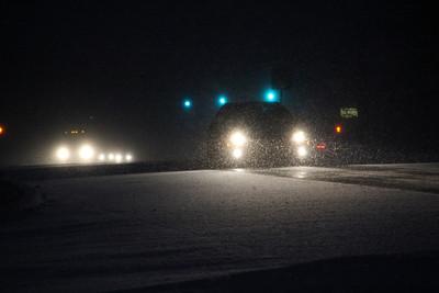 Snowsquall, SR309, Hometown (1-31-2013)