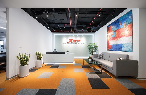 Xstep Office by Apes Design