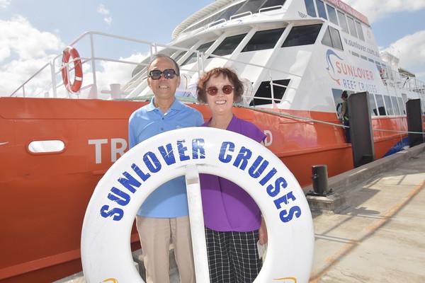 Sunlover Cruises 12th November 2019