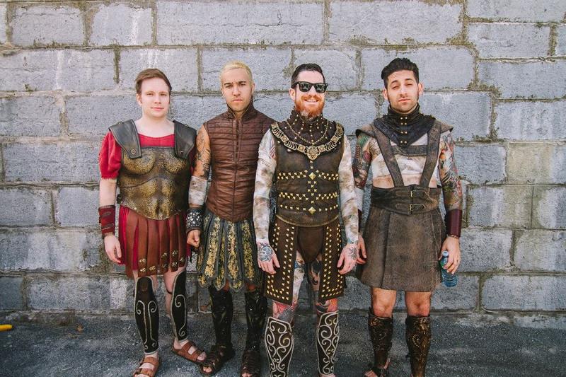 . Fall Out Boy - July 10