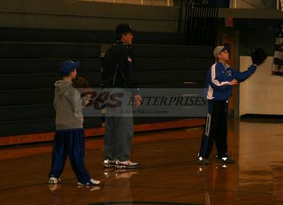 2008 Gene Roof Baseball Clinic