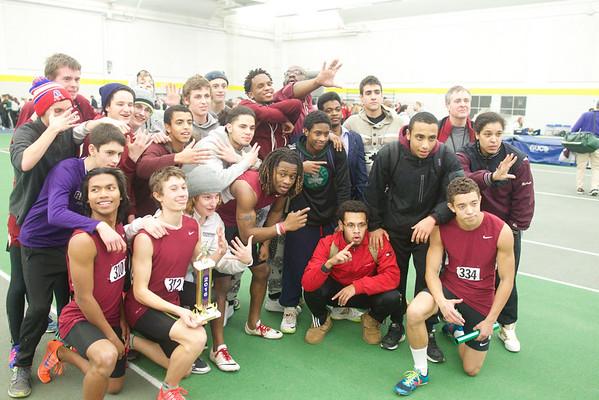 Track, indoor, high school