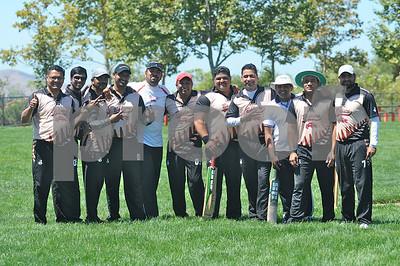 Cricket - Badgers vs Shockwave - 07 Aug 2016