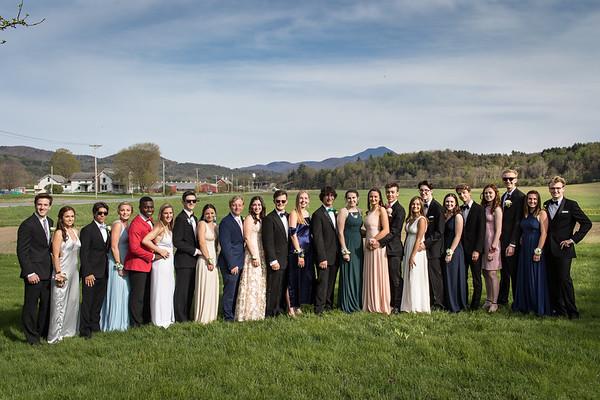 CVU Prom 2018