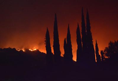 LA TUNA FIRE 2017