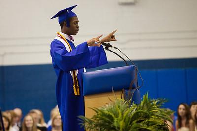2013 Camden County High School Graduation