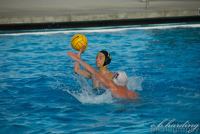 10-10-14 RCHS Boys Water Polo vs McClatchy