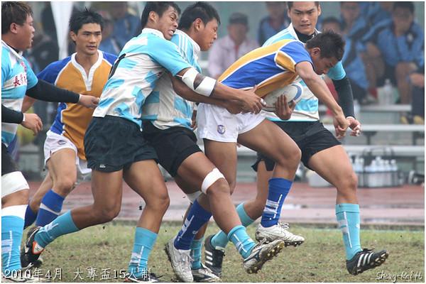 2010大專盃15s-甲組-台北體院vs長榮大學(TPEC vs CJU)