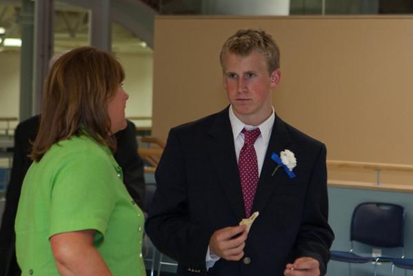 FCDS: 2009 post graduation