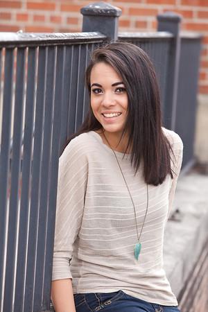 Briana Grannell - HS Senior