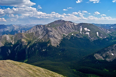 Mount Yale, Sawatch Range