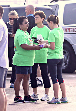 2013 Grit Run - Team Griddy Up - For Hannah