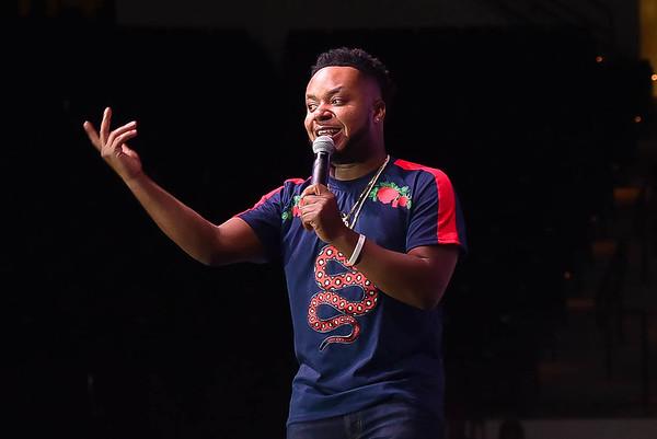 Tiger Fest Comedy Show