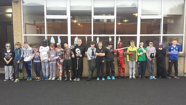 Form 5 Halloween 2015