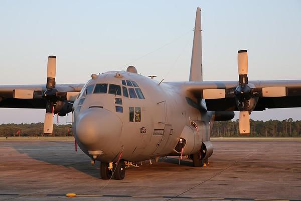 "US Air Force EC-130H ""Compass Call"", NAS Pensacola, 23Jul21"