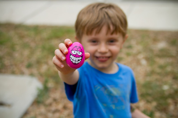 Dragonfly Easter Egg Hunt - April 20, 2011