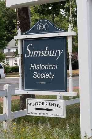 Simsbury Historical Society_July 30, 2016