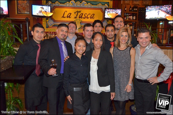 Torres Wine @ La Tasca Rockville | Tue, Nov 19