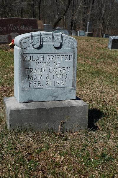 Rock Haven Baptist Cemetery